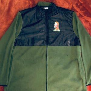 3/4 zip jacket